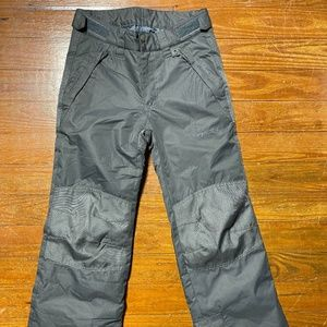 Arctic A6 Youth Large Gray Snow Pants